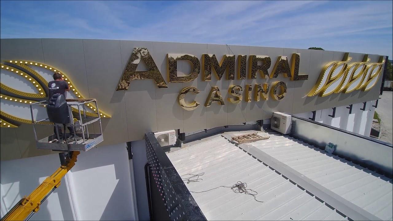 Casino Admiral Zadar Reklame I Grafike Interijera I Eksterijera