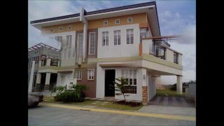 Leia Model House and lot for sale in Cyberville Subdivision by Suntrust Cavite