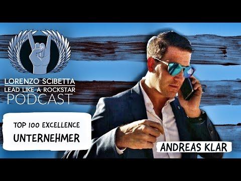 Wie du dein Business erfolgreich aufbaust // Andreas Klar