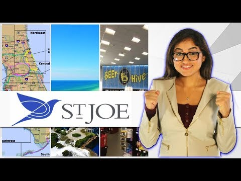 St. Joe Company: Undervalued Asset Play