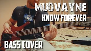 Mudvayne - Know Forever (bass cover)