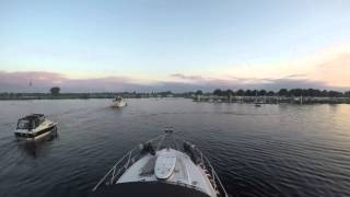 Lichterfahrt 2015 Resort Marina Oolderhuuske