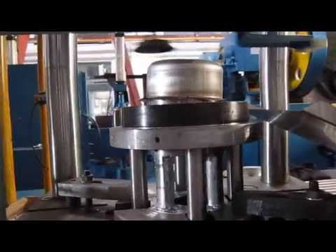 how to make 201 stainless steel pot automatically