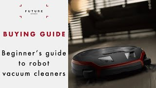 Robot vacuum cleaners: A begin…