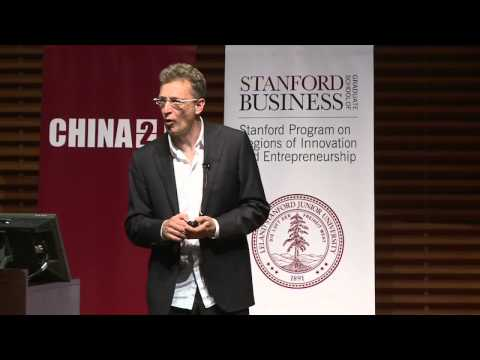 Andreas Weigend: China's Social Data Revolution - YouTube
