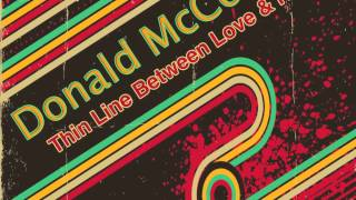 Donald McCollum - A Thin Line Between Love & Hate