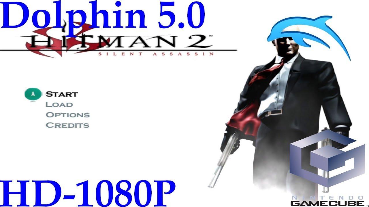Hitman 2 Silent Assassin Gamecube Dolphin 5 0 1080p Hd Youtube