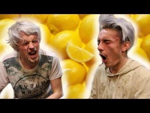 BLINDED BY LEMON JUICE! | J&E Injected