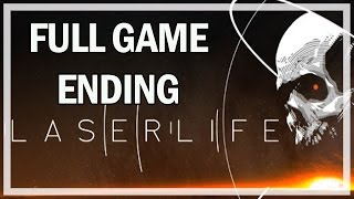 Laserlife Walkthrough Full Game & Ending - Let