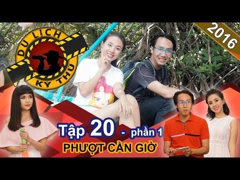 Phát hiện Miko Lan Trinh cùng 'bạn trai' du thuyền lãng mạn | DLKT #20 | Phần 1 | 010916