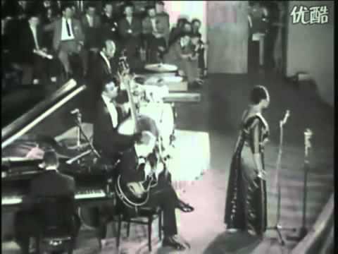 Ella Fitzgerald - Lullaby Of Birdland.avi