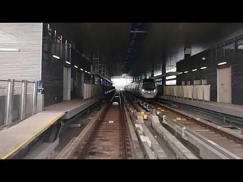 [MRT Malaysia] SBK Line - Siemens Inspiro Ride From Sungai Buloh To Bandar Utama
