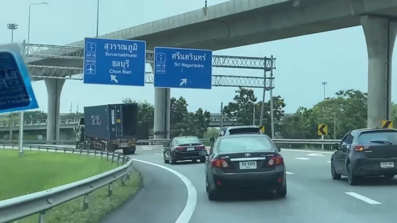 สนามบินสุวรรณภูมิ Suvarnabhumi Airport