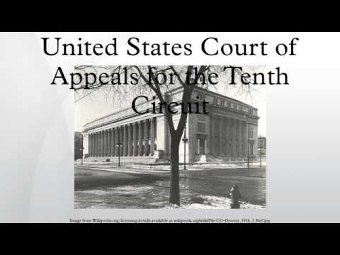 United States Court of Appeals for the Tenth Circuit