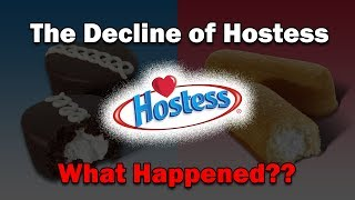The Decline of Hostess...What Happened?