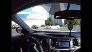 Toyota Highlander 2014 отзыв владельца, обзор, эксплуатация, обслуживание.