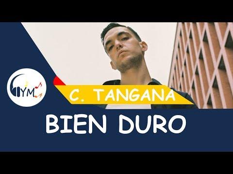 C. Tangana - Bien Duro (Letra Oficial)
