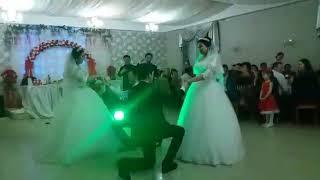 Свадьба двух братьев в подстепном