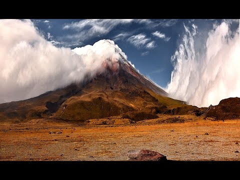 VOLCANOES OF THE WORLD: ``Ecuador & Galapagos Islands``