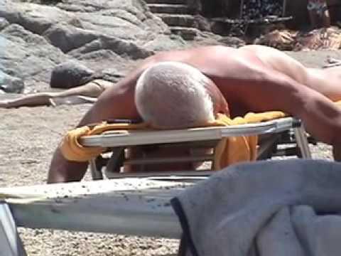 Mariam & Amadou: Sabali @ the Nude Beach!!