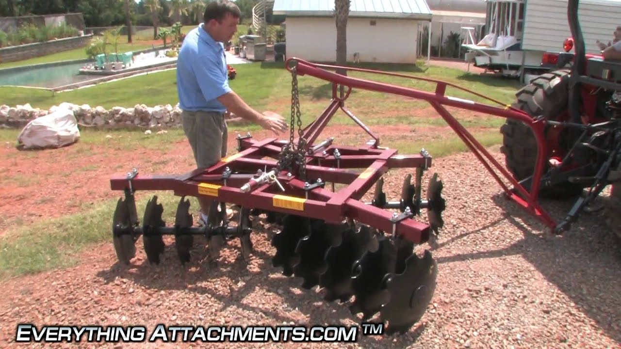 Tractor Three Point Boom : How to series tractor boom pole youtube