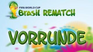 Adrenalyn XL WM 2014 Rematch   Vorrunde 12  Opening  Unboxing
