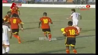 أهداف منتخب مصر للشباب 4 انجولا 0 نيدفيد وبيكهام وابو الفتوح وريان 23 يوليو 2016