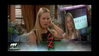 Abby humiliates Sharon live on TV!