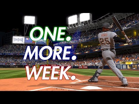 7 Days until MLB The Show 18