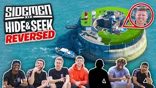 SIDEMEN REVERSE HIDE & SEEK ON A PRIVATE ISLAND