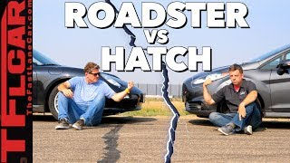 Gameshow: Is A Porsche Boxster Faster Than A Ford Fiesta St?