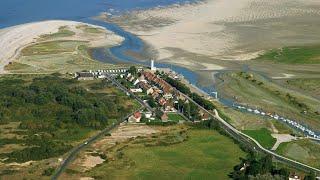 Le hourdel Baie de Somme (4k)