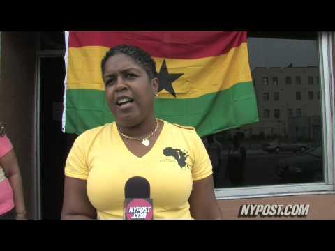 Ghana Fever - New York Post