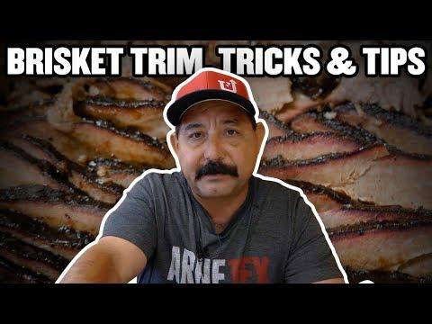 PERFECT BRISKET trim, tricks and tips