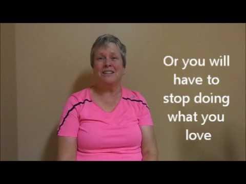 St Thomas Health Club Mary Ann  Golf testimonial