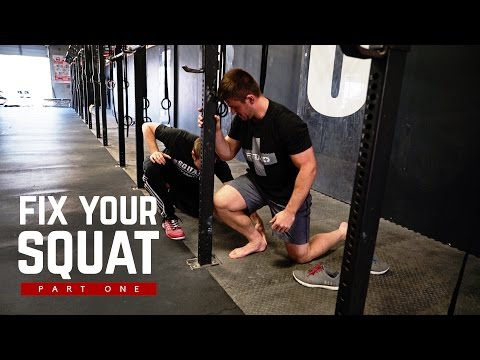 Fix Your Squat: Part 1 - Ankle Mobility for Squatting w/ Dr.