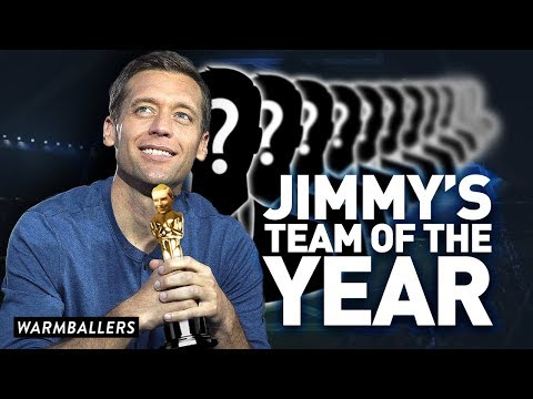 MY 2017 TEAM OF THE YEAR!!!
