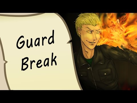 Glass Of Water - Guard Break