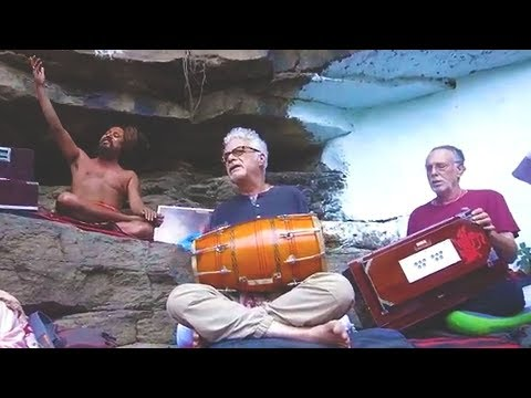 Krishna Das  Hanuman Chalisa for Shyam Sundar Das Maharajji in India