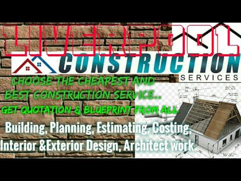 LIVERPOOL      Construction Services 》Building ☆Planning ◇ Interior & Exterior Design ☆Architect ☆▪