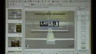 David Bryan - Hacking with GNU Radio  - LayerOne 2009 thumbnail