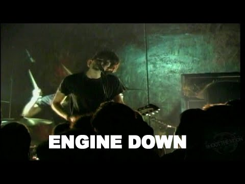 ENGINE DOWN Full Set - Live at Ace's Basement (Multi Camera) Aug 2004