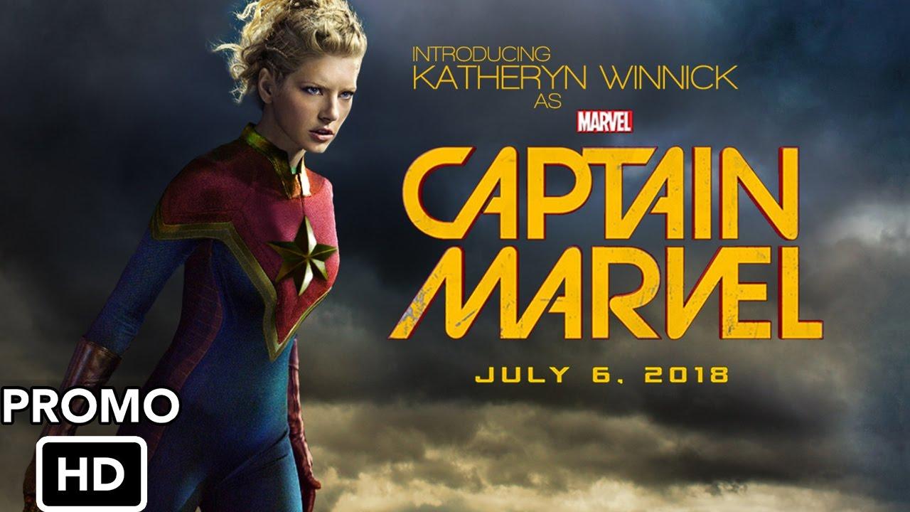 captain marvel trailer vf