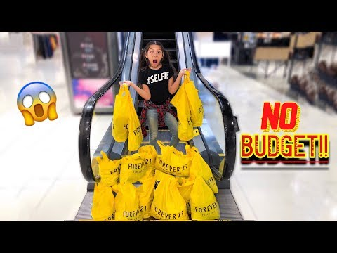Txunamy's First Shopping Spree  (NO BUDGET) | Familia Diamon