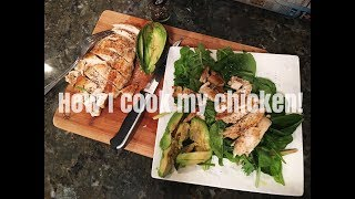 Super Easy Healthy Chicken Dinner
