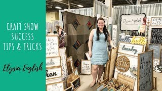 Craft Show Success Tips | Make More Money | How to sell more at your craft show