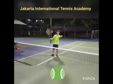 When Jakarta International Tennis Academy decided its time to take the challenge #mannequinchallenge