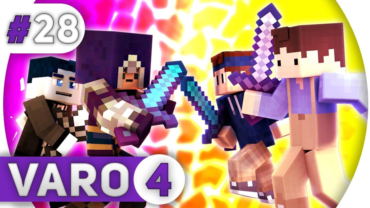 Finales Standoff Minecraft VARO Ep VeniCraft ZickZack - Minecraft hauser verschonern