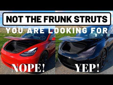 Download Model 3 Frunk Stuck Tesla Mobile Service Experience Review