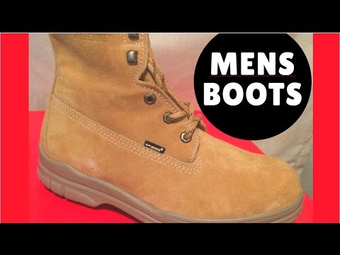 cfbd39f627a Wolverine Mens Work Boots Gold Insulated Waterproof Trappeur 8